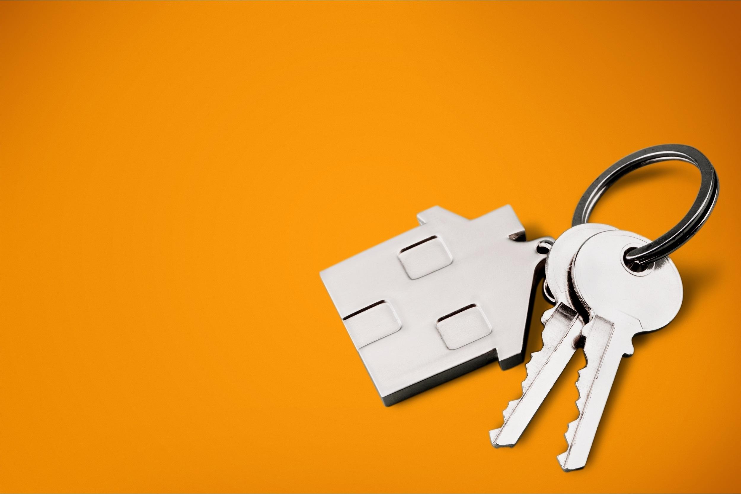 clé de maison